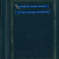 Cover of photograph album