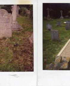 Gravestone of Henrietta Barnett