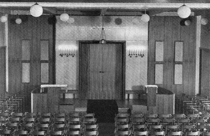 Alyth Interior 1946