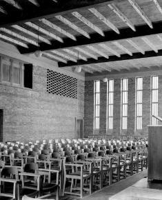 Earliest Prayer Hall