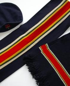 Old Uniforms - Hat and Scarves