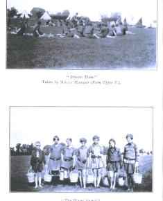 Photo of First School Camp 1928