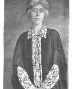 Photo of Ethel Hutchings