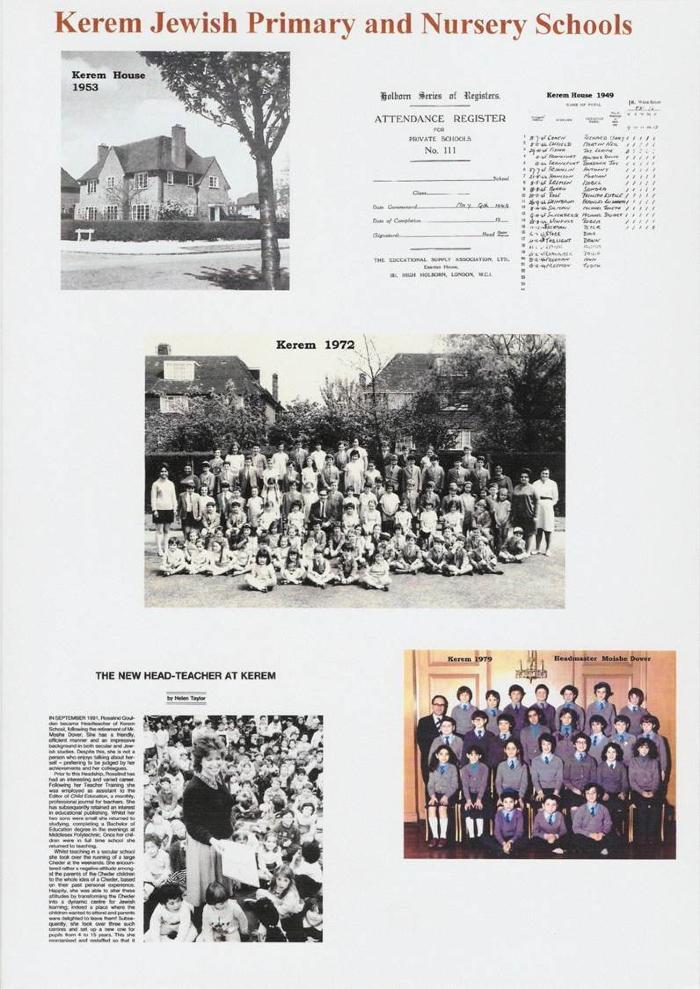 Kerem School photos