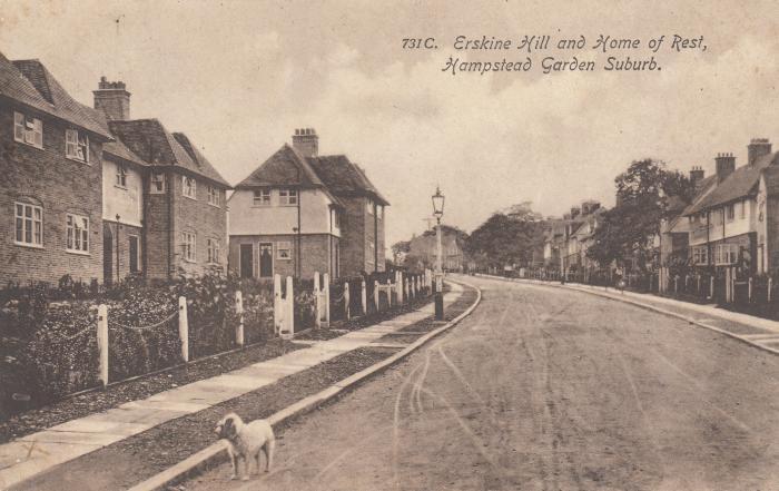 Erskine Hill c1914