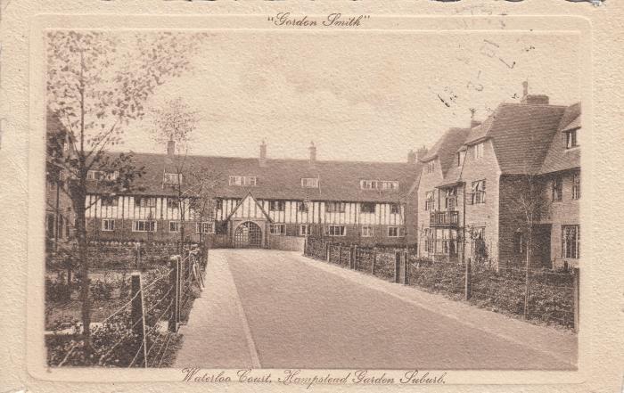 Waterlow Court c1913