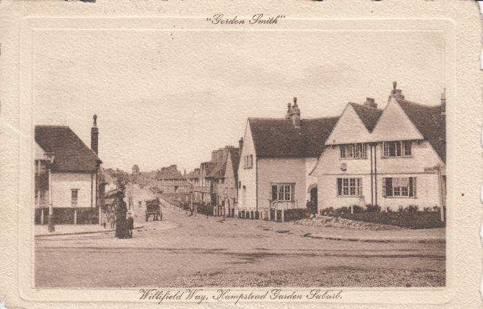 Willifield Way C1911