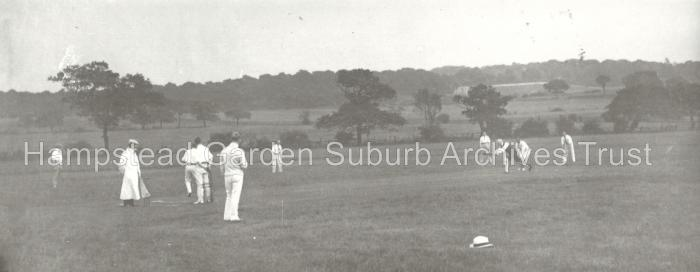 Cricket on the Heath Extension