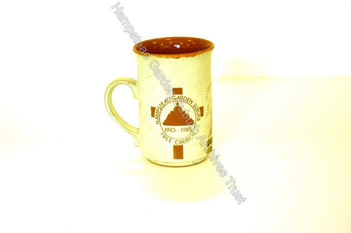 Free Church 75th Anniversary Mug
