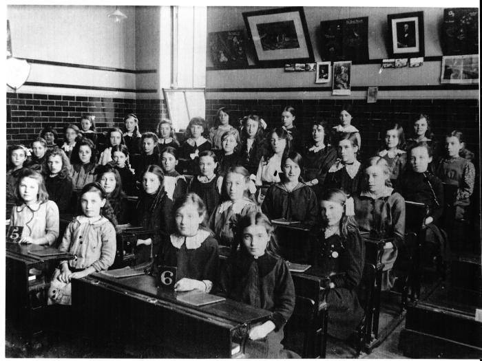 1913 First Class