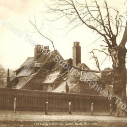 Pre Suburb - North End Road 1887