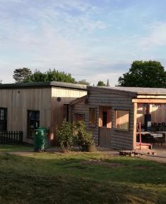 2017 Nursery school eco building