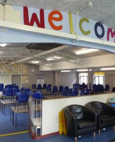 Infant school hall