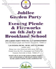 Golden Jubilee Poster 2002