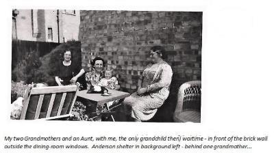 Joan Lipkin-Edwards with grandmothers
