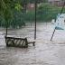 Flooded Northway Gardens